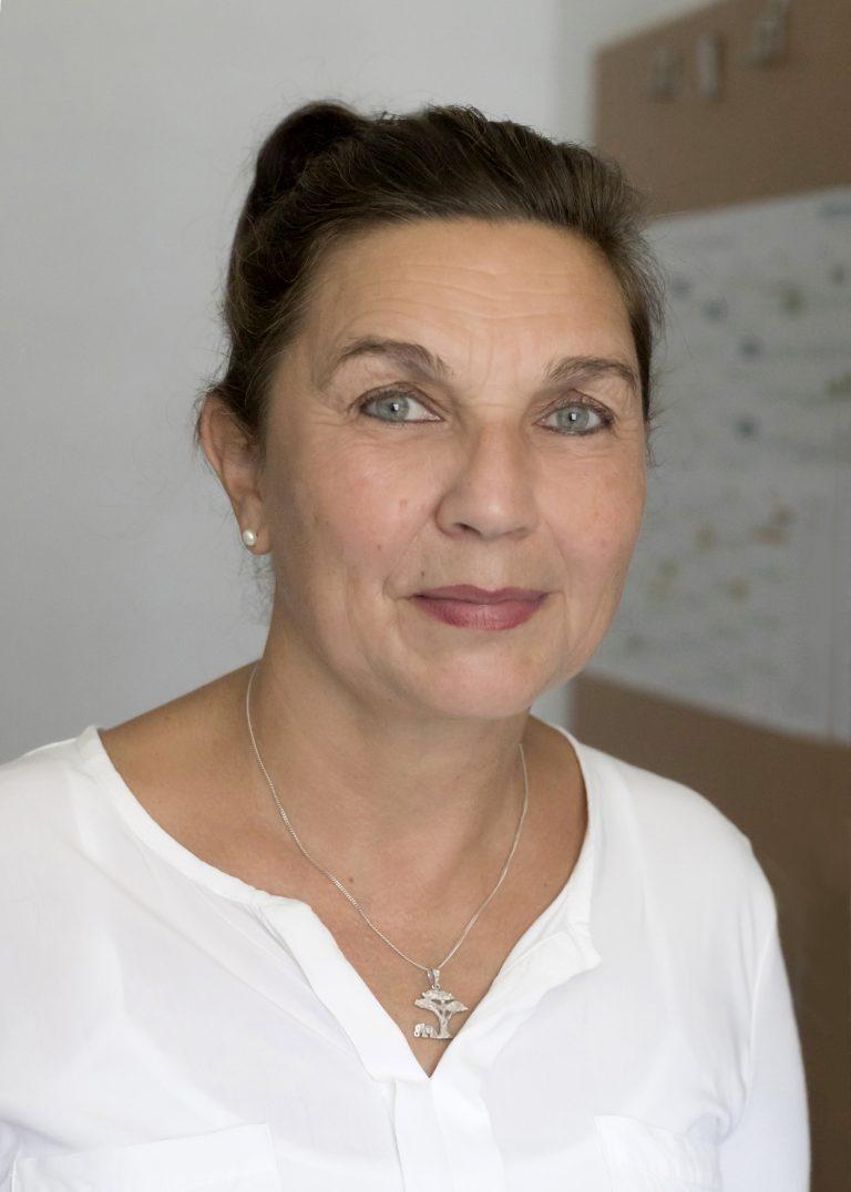 Portrait von Andrea Gruske